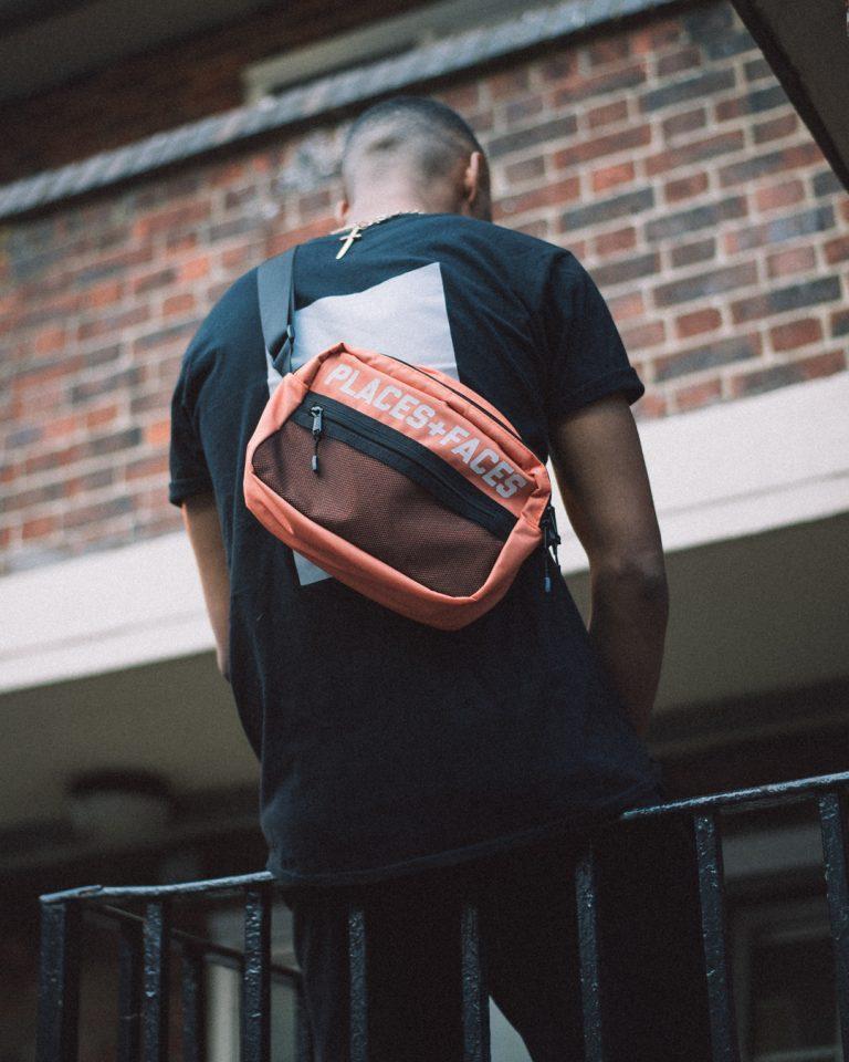 Places Faces Bag Men Women Small Shoulder Bags Backpack